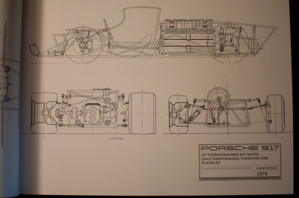 Porsche 917 Group 5 1969 Racing Cars